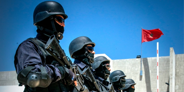 Cooperación euromarroquí contra el terrorismoYihadista