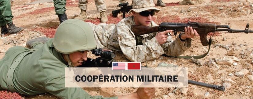 Marruecos-EE.UU: ¿Una cooperación militar y más compromiso por parte deMarruecos?